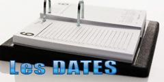 Les dates importantes de Toutes Aides