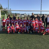 Programme Matchs de Préparation U10-U11 Janvier 2018