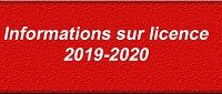 Licence 2019-2020 = Dématérialisation